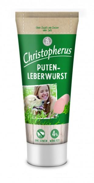 Puten Leberwurst