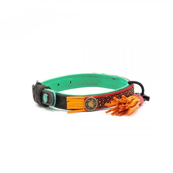 Hundehalsband RED ROBIN Gr.S - 2 cm