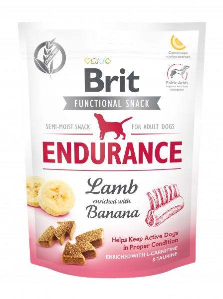 Functional Snack - Endurance - Lamm & Banane