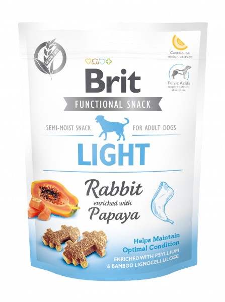 Functional Snack - Light - Hase & Papaya