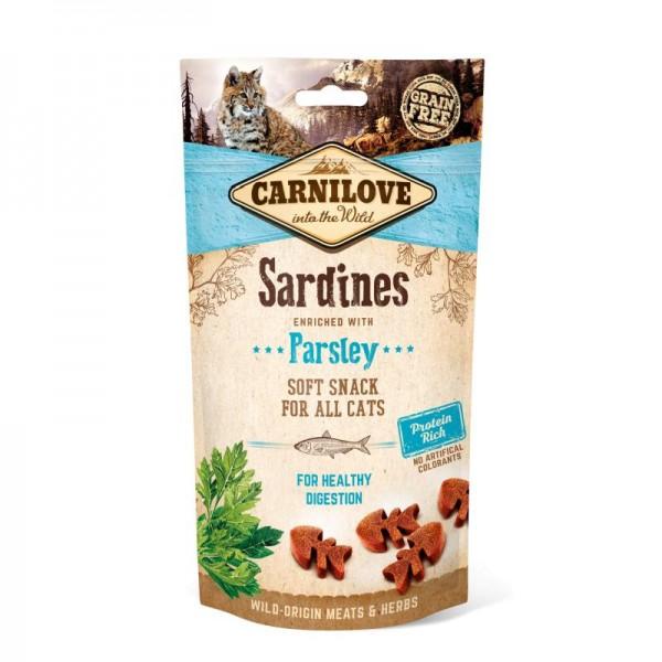 Cat Soft Snack - Sardine with Parsley