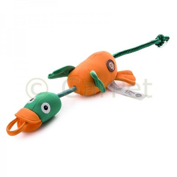 Hundespielzeug Flying Duck