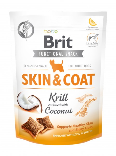 Functional Snack - Skin + Coat - Garnele & Kokos
