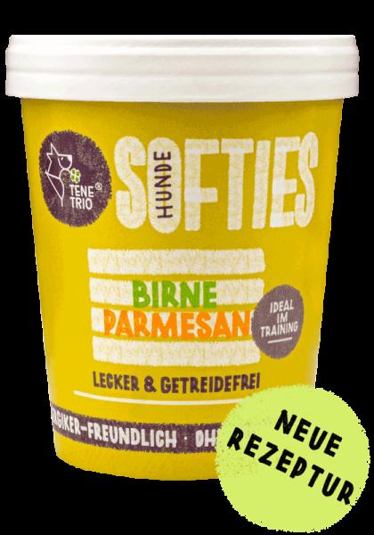 HUNDESOFTIES Birne-Parmesan
