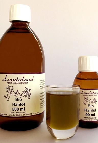 Lunderland - Bio - Hanföl