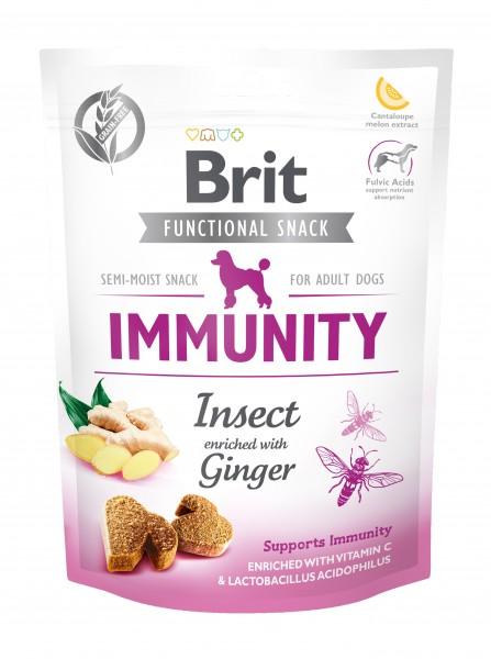 Functional Snack - Immunity - Insekten & Ingwer