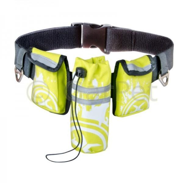 Bauchgurt für Hundeleine - Jogging Gurt