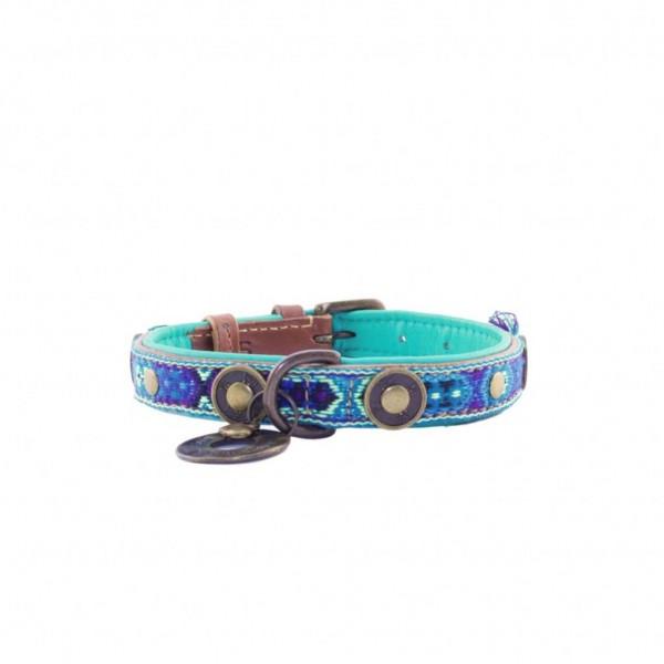 Hundehalsband BOHO JUAN Gr.S - 2cm