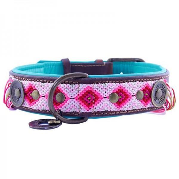 Hundehalsband GYPSY LUCKY BLOOM Gr.L - 4cm