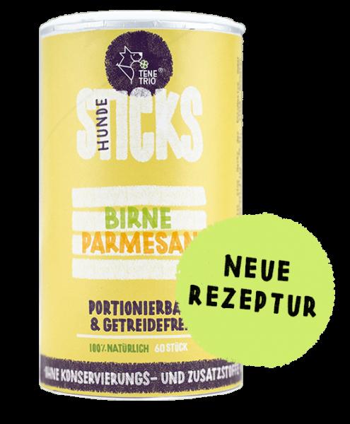 HUNDESTICKS Birne-Parmesan