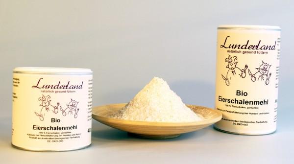 Lunderland Bio-Eierschalenpulver