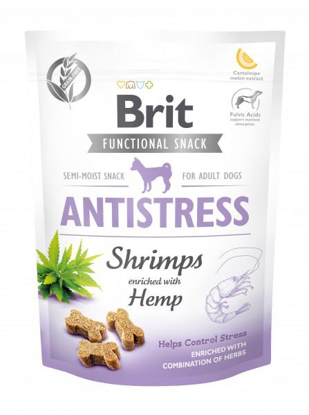 Functional Snack - Antistress- Shrimps & Hanf